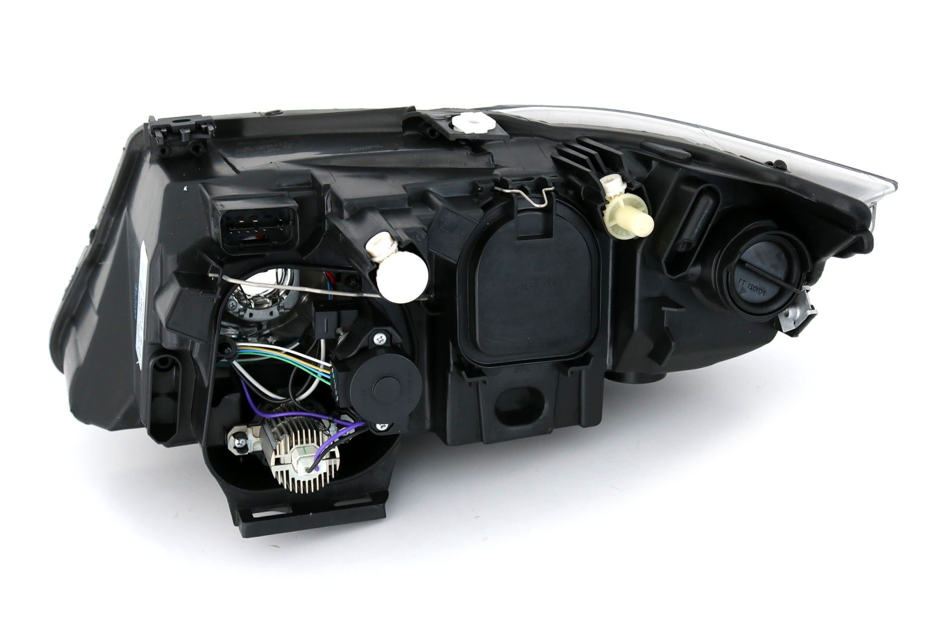 scheinwerfer rechts 3er bmw e90 limo e91 touring 08 11. Black Bedroom Furniture Sets. Home Design Ideas
