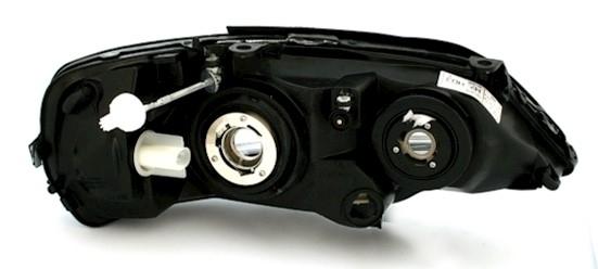 2x scheinwerfer hauptscheinwerfer f r opel astra g links. Black Bedroom Furniture Sets. Home Design Ideas