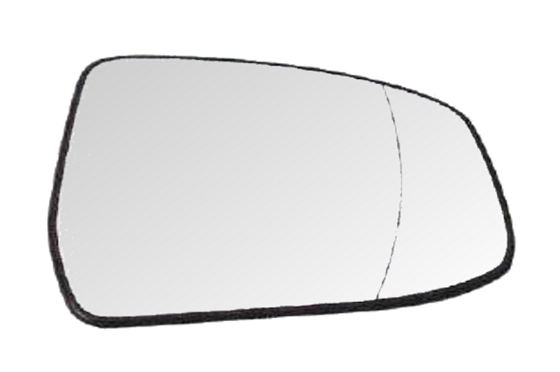 spiegel rechts ford focus mk2 facelift 2 08 elektrisch. Black Bedroom Furniture Sets. Home Design Ideas