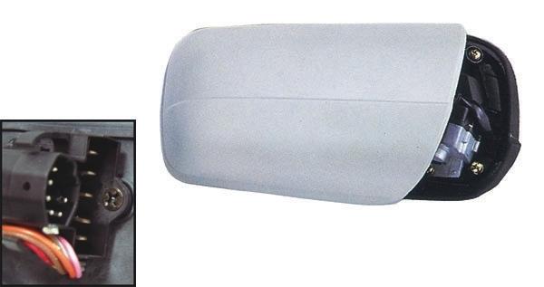 spiegel rechts f r mercedes w202 w210 w140 aussenspiegel. Black Bedroom Furniture Sets. Home Design Ideas