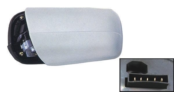 spiegel links f r mercedes w202 w210 w140 elektrisch. Black Bedroom Furniture Sets. Home Design Ideas
