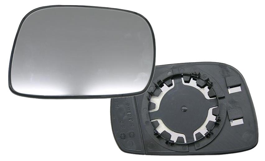 Spiegelglas für Spiegel unbeheizt links für Opel Agila 00-07