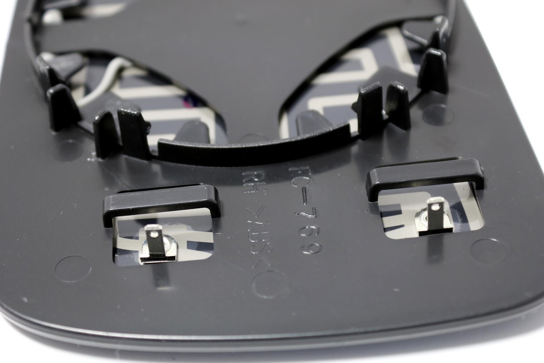 spiegelglas opel astra h 04 alle rechts beheizbar konvex. Black Bedroom Furniture Sets. Home Design Ideas