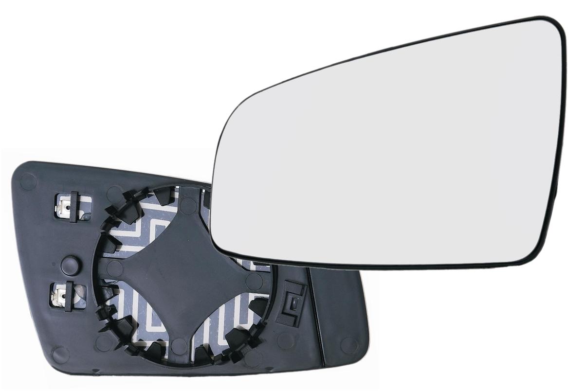 Links Asphärisch Fahrerseite Spiegelglas für Opel Zafira B 2005-2009