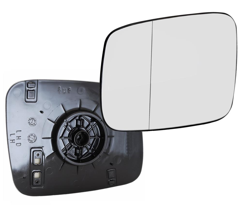 spiegelglas links f r vw t4 bus transporter asph risch. Black Bedroom Furniture Sets. Home Design Ideas