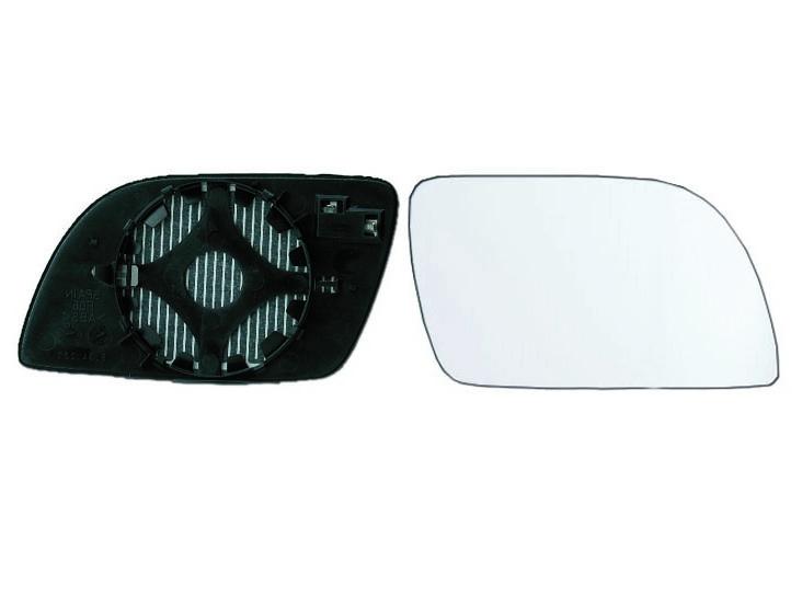 Spiegelglas für Spiegel Außenspiegel  ohne Heizung Links VW Polo 9N3 ab 2005