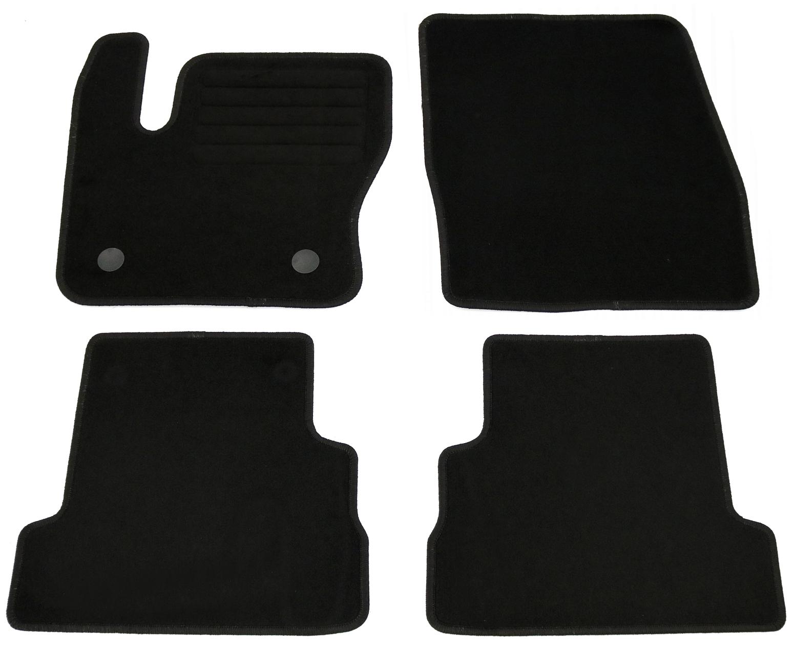 fu matten ford kuga 2 mk2 ab 2013 ii velours matten. Black Bedroom Furniture Sets. Home Design Ideas
