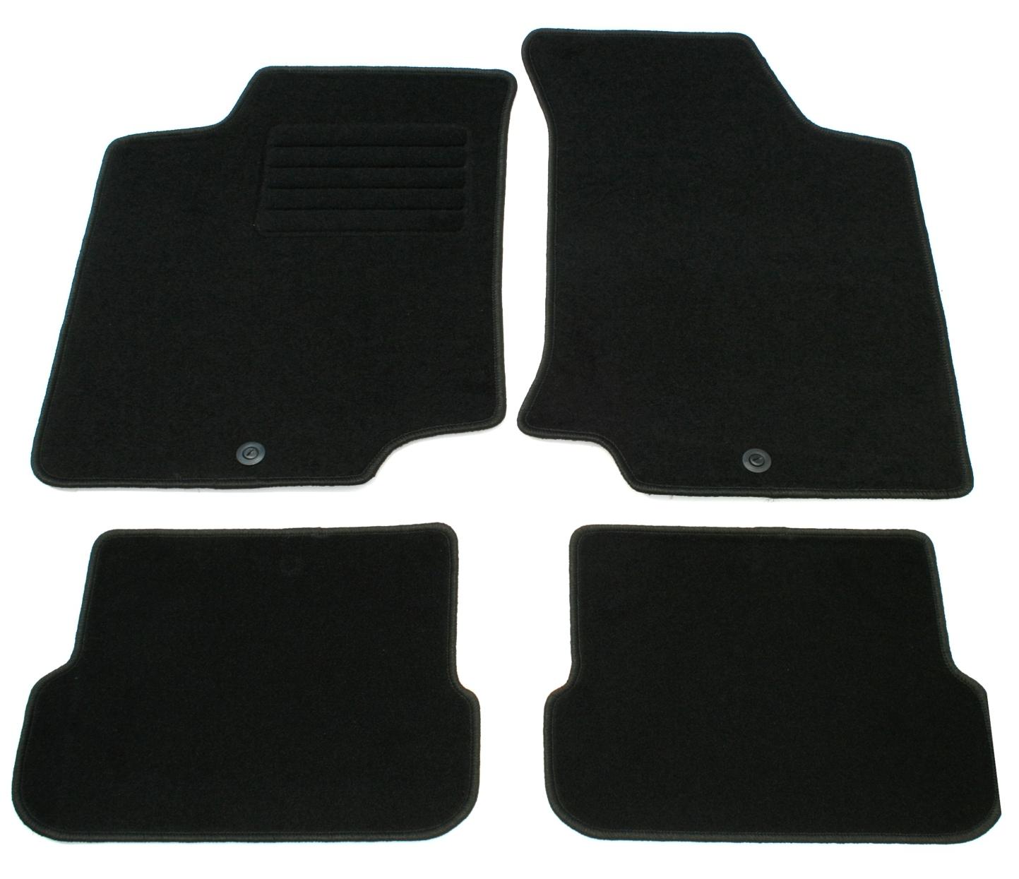 fu matten f r vw golf 3 cabrio 93 98 passform velours. Black Bedroom Furniture Sets. Home Design Ideas