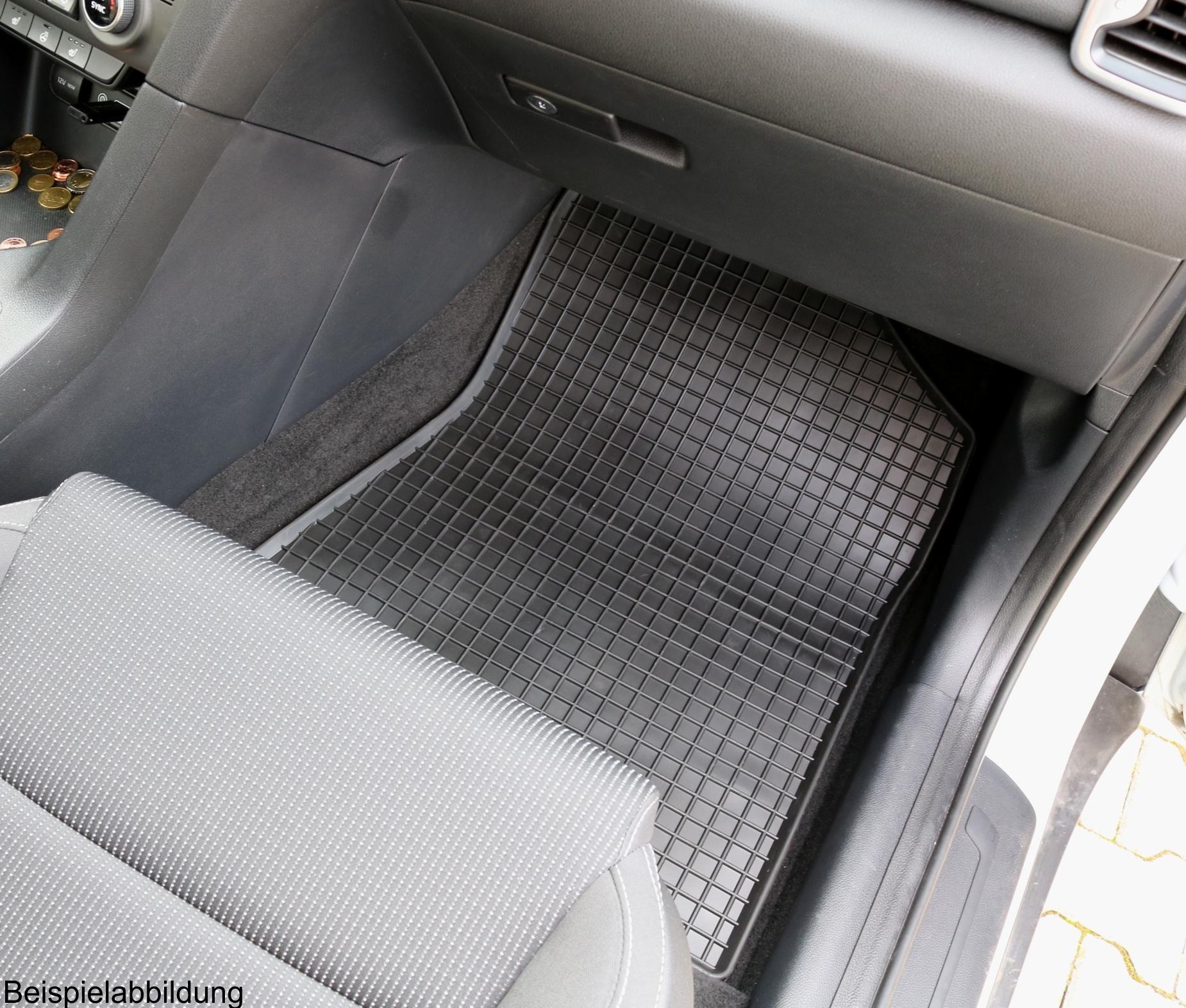 Kofferraumwanne mit Anti-Rutsch für Mazda 5  7-Sitzer 2005-2010