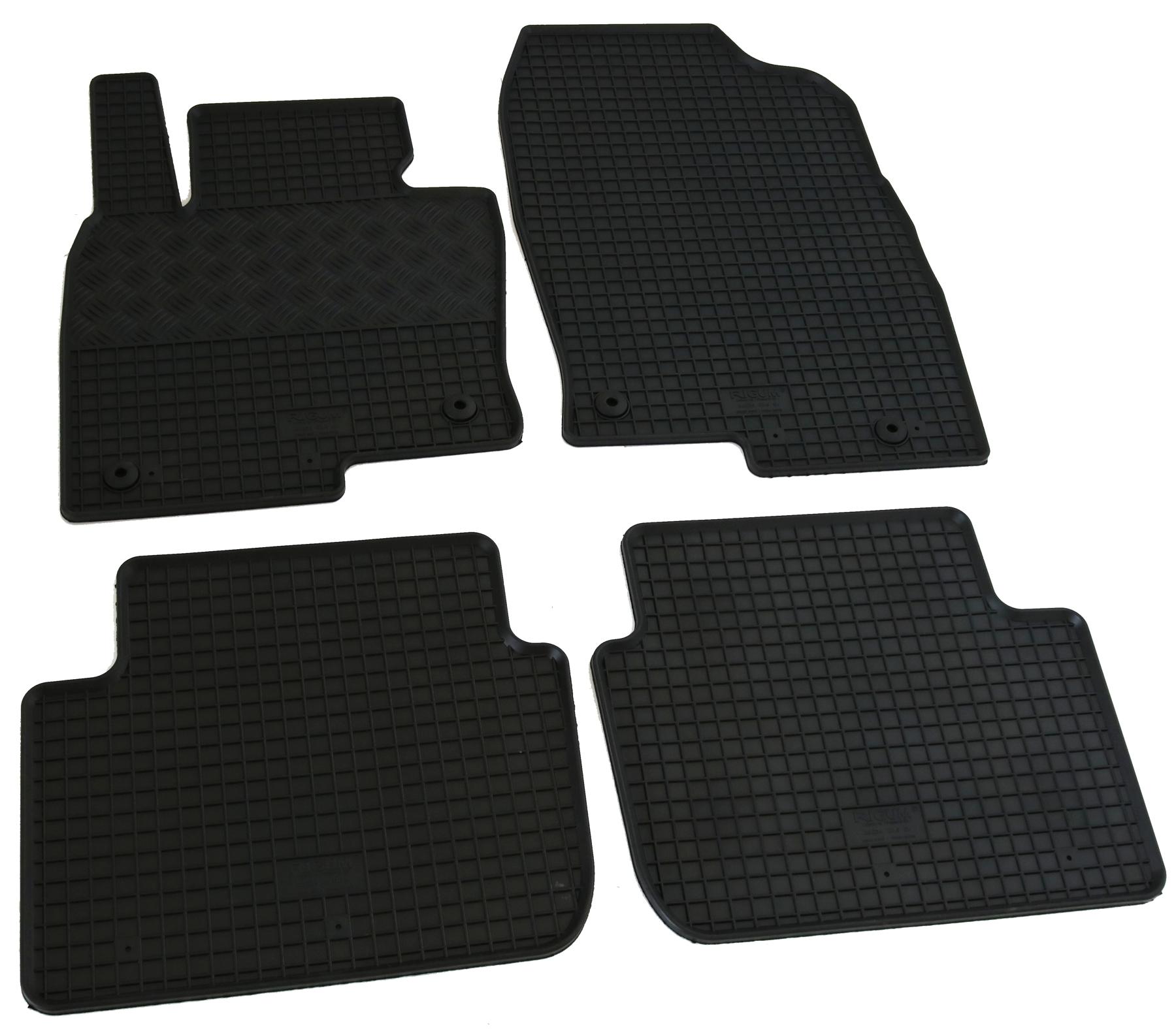 gummifu matten mazda cx 5 ii ab 2017 gummimatten gummi. Black Bedroom Furniture Sets. Home Design Ideas