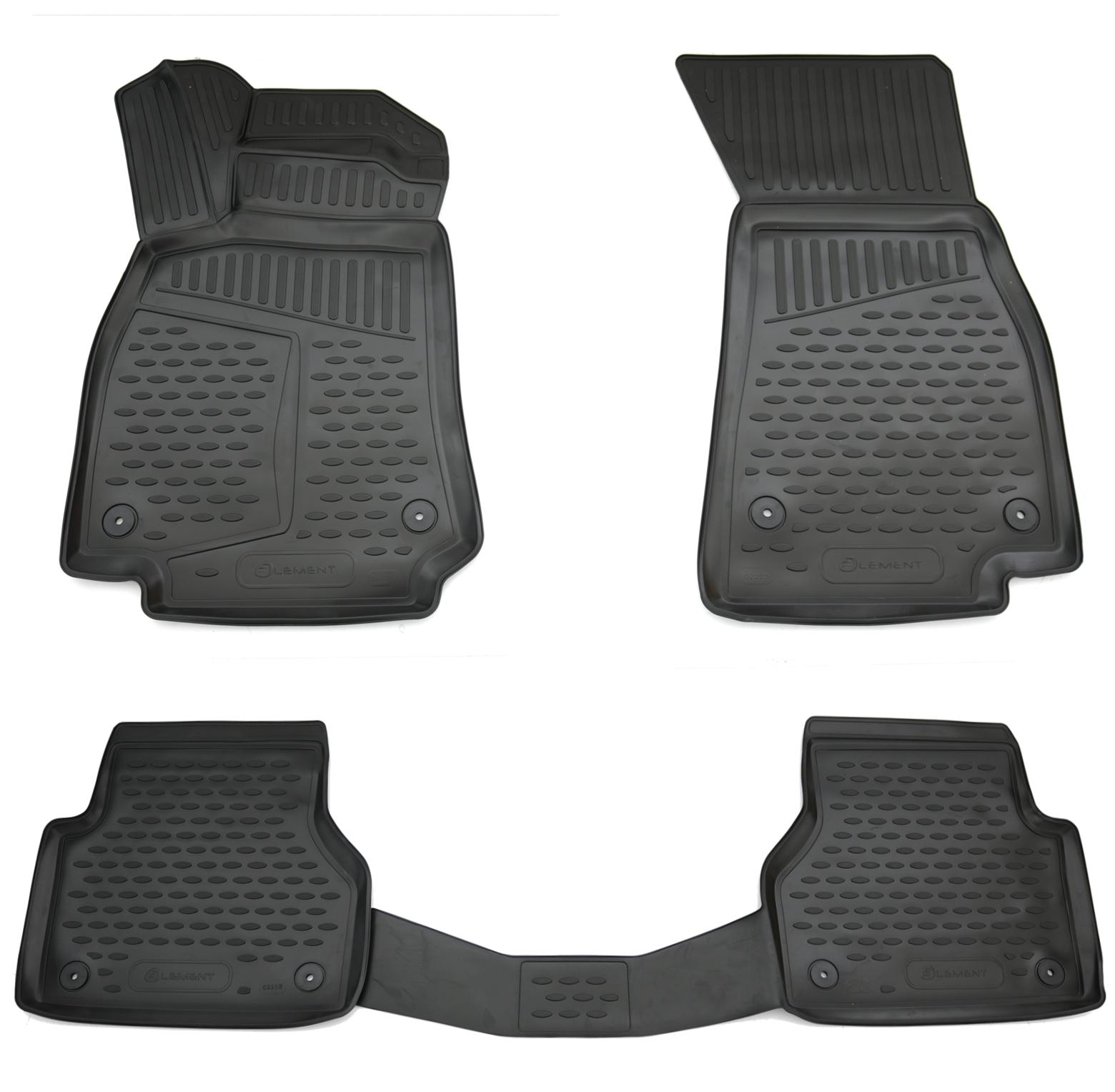 Original TFS passgenaue Kofferraumwanne Schutz Matte für Audi A6 4K C8 Limo