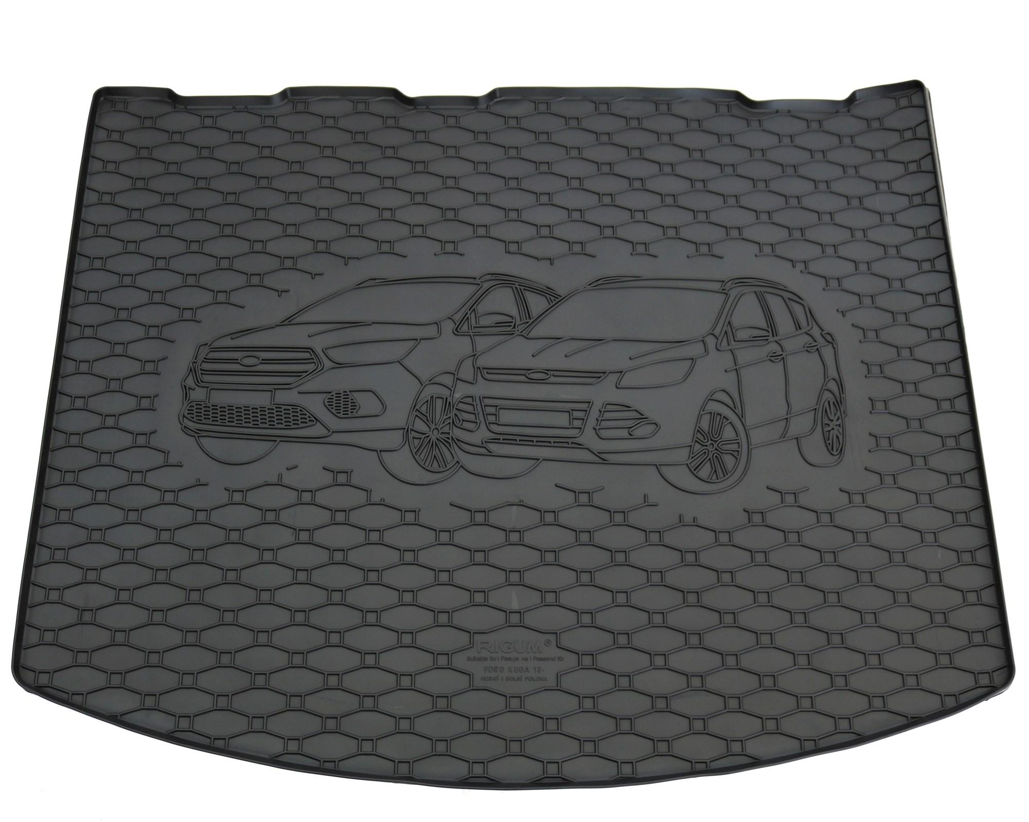 Kofferraumwanne Kofferraummatte für Ford Kuga 2 II 2013-2018 Laderaumwanne